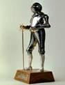 Miniature suit of armour of Prince Maurts