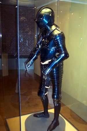 Armour of Prince Maurice of Orange, 1998